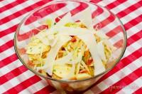 O salată cam… varză