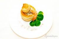 Bouchées aux shiitakes et crevettes