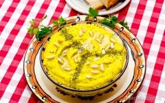 Aromatische hummus