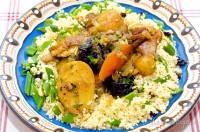 Mielul, prunele, marocanii și legumele
